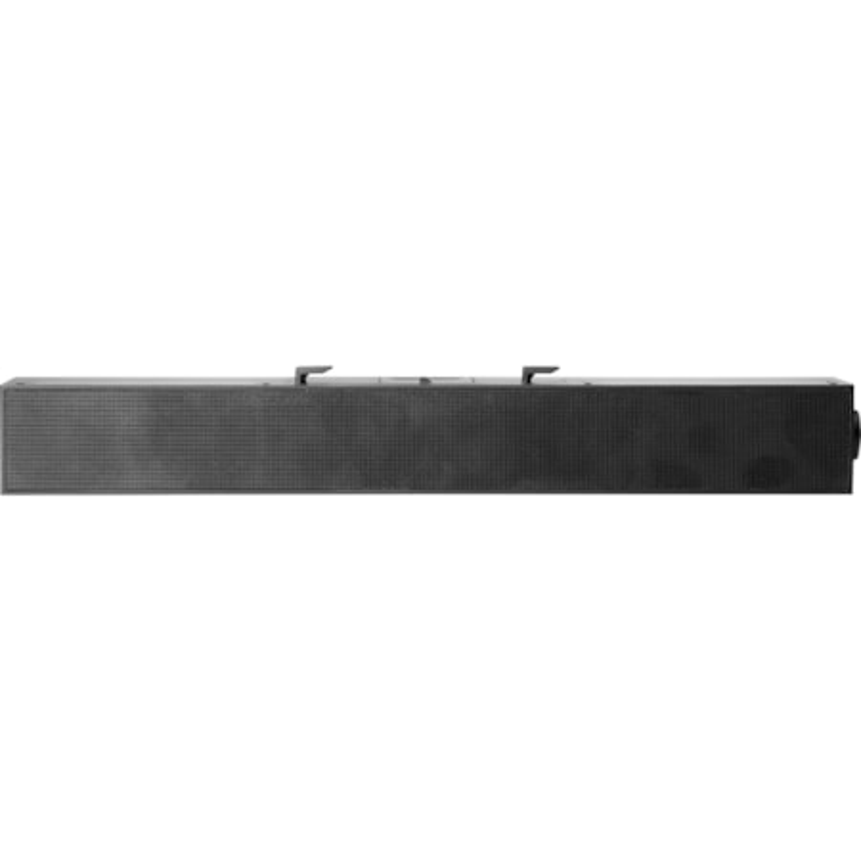 HP S101 Sound Bar Speaker - 2.5 W RMS - Black