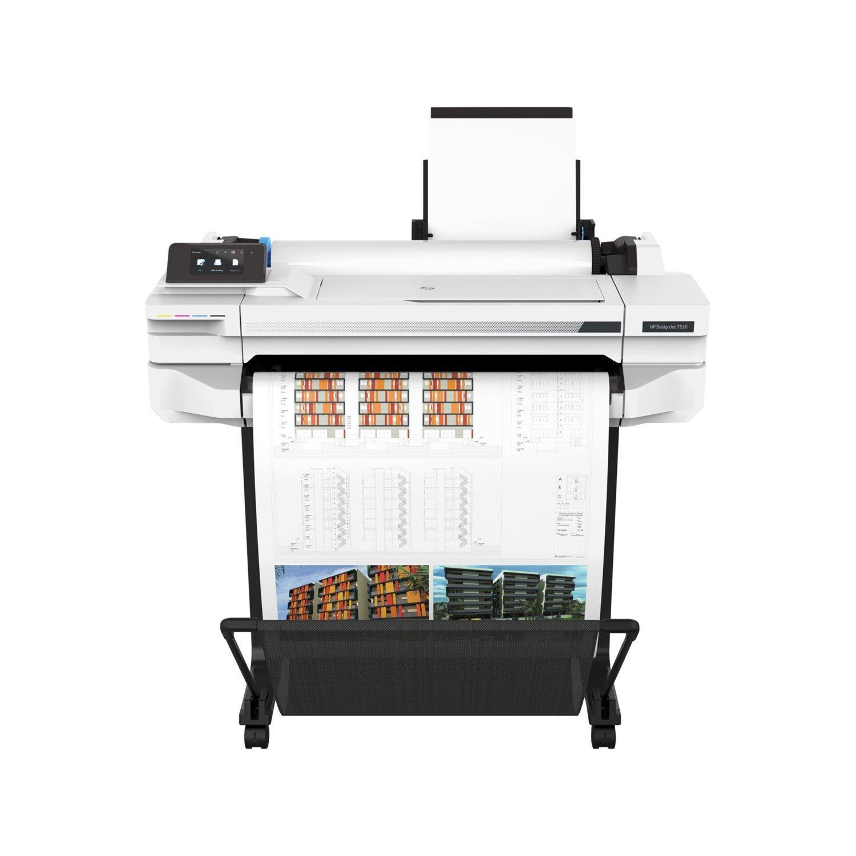 "HP Designjet T500 T530 Inkjet Large Format Printer - 609.60 mm (24"") Print Width - Colour"