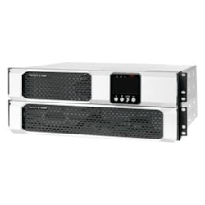 AEG Protect D. D. 1000 Dual Conversion Online UPS - 1 kVA/900 W - 2U Rack-mountable