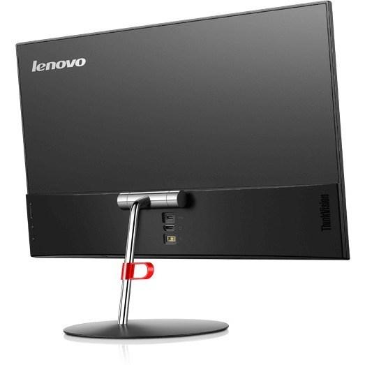 "Lenovo ThinkVision X24 60.5 cm (23.8"") LED LCD Monitor - 16:9 - 7 ms"