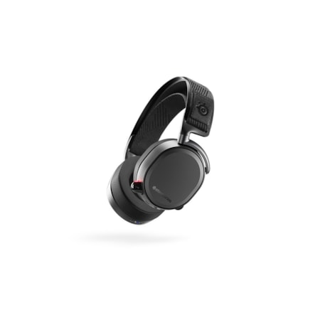 SteelSeries Arctis Pro Wired/Wireless Bluetooth 40 mm Stereo Headset - Over-the-head - Circumaural - Black