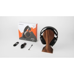 SteelSeries Arctis Wired 40 mm Stereo Headset - Over-the-head - Circumaural - Black