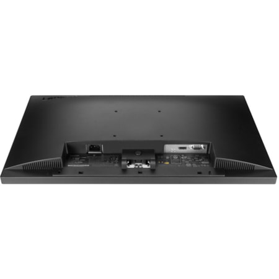 """Lenovo ThinkVision E24-10 60.5 cm (23.8"""") Full HD WLED LCD Monitor - 16:9 - Black"""