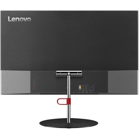 "Lenovo ThinkVision X24-20 60.5 cm (23.8"") WLED LCD Monitor - 16:9 - 6 ms"