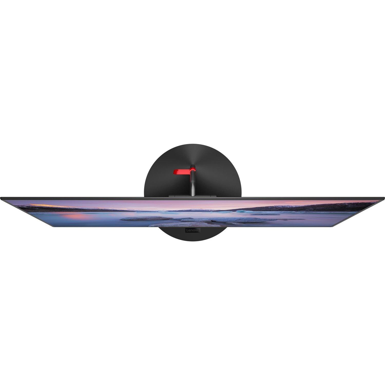 """Lenovo ThinkVision X1 (2nd Gen) 68.6 cm (27"""") LED LCD Monitor - 16:9 - 4 ms GTG"""