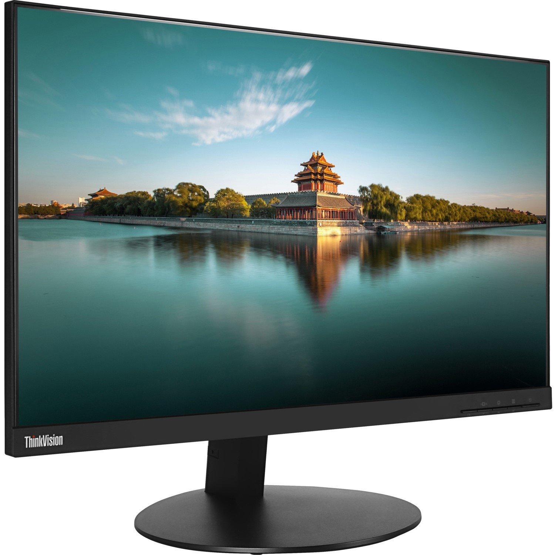 "Lenovo ThinkVision T24i-10 60.5 cm (23.8"") WLED LCD Monitor - 16:9 - 6 ms"