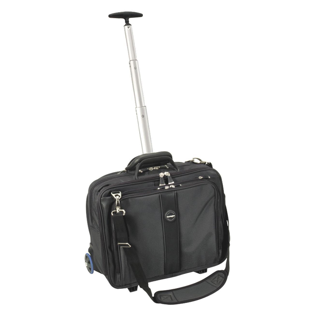 "Kensington Contour Carrying Case (Roller) for 43.2 cm (17"") Notebook - Grey"