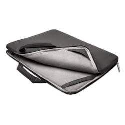 """Kensington Stay-on Carrying Case (Sleeve) for 30.5 cm (12"""") MacBook - Black"""