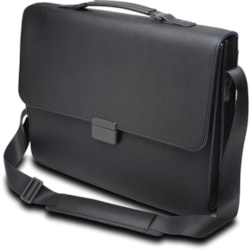 "Kensington Carrying Case (Briefcase) for 39.6 cm (15.6"") Notebook - Black"