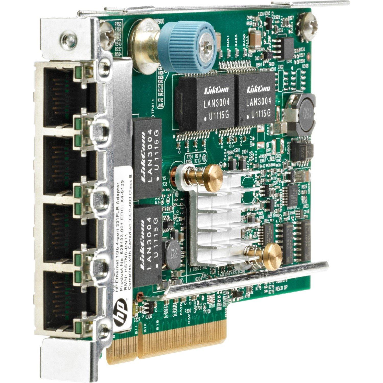 HPE 331FLR Gigabit Ethernet Card for Server
