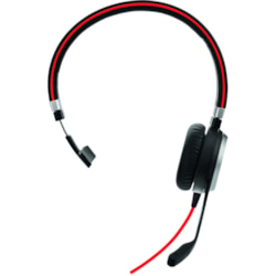 Jabra EVOLVE 40 Wired Over-the-head Mono Headset