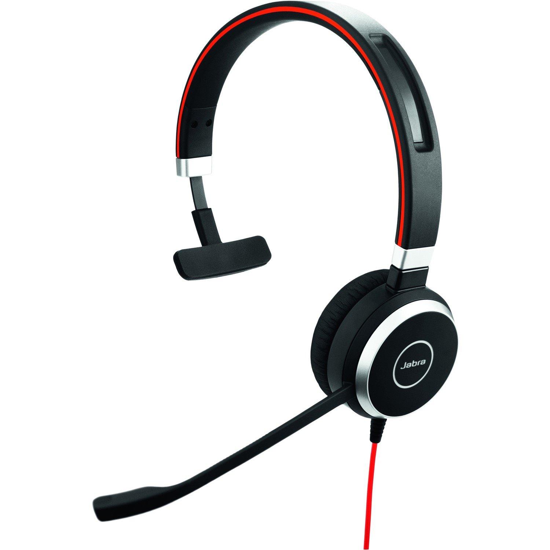 Jabra EVOLVE 40 Wired Over-the-head Mono Headset