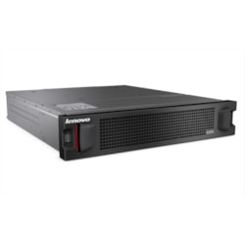 Lenovo S3200 24 x Total Bays SAN Storage System - 2U - Rack-mountable