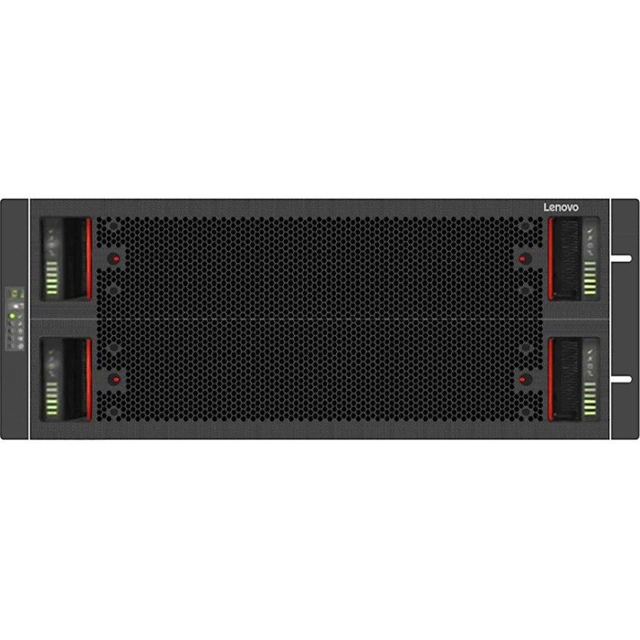 Lenovo D3284 Drive Enclosure - 12Gb/s SAS Host Interface - 5U Rack-mountable