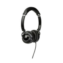 Verbatim Street Wired 40 mm Stereo Headset - Over-the-head - Circumaural - Black
