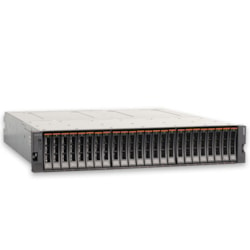 Lenovo V3700 V2 24 x Total Bays SAN Storage System - 2U - Rack-mountable
