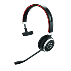 Jabra EVOLVE 65 MS Wireless Over-the-head Mono Headset (Including Charging Stand)