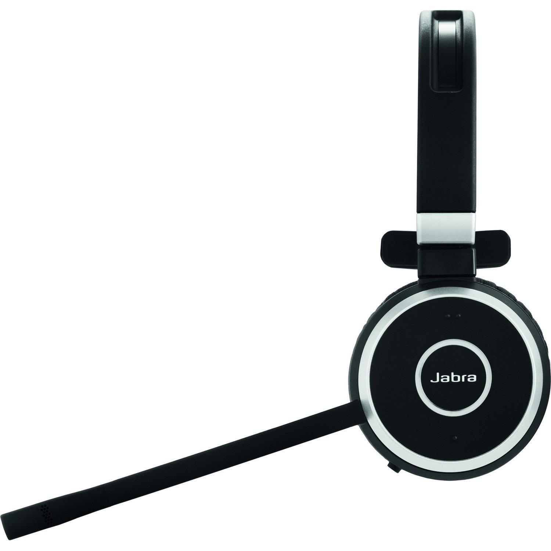 Jabra Evolve 75 Uc Stereo Wireless Bluetooth Headset: Buy Jabra EVOLVE 65 Wireless Bluetooth Mono Headset
