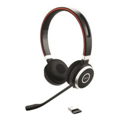 Jabra EVOLVE 65 UC Wireless Over-the-head Stereo Headset