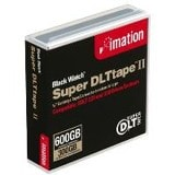 Imation 66000058405 Data Cartridge Super DLTtape II