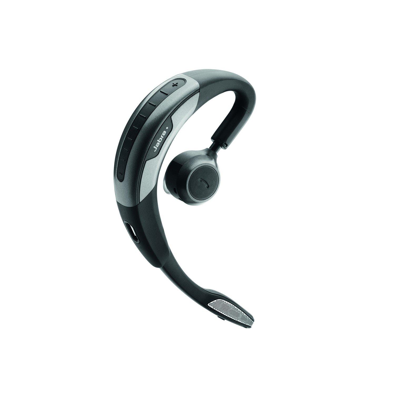 Jabra MOTION UC Wireless Over-the-ear Mono Earset - Grey