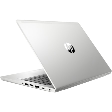 "HP ProBook 430 G6 33.8 cm (13.3"") LCD Notebook - Intel Core i5 (8th Gen) i5-8265U Quad-core (4 Core) 1.60 GHz - 8 GB DDR4 SDRAM - 256 GB SSD - Windows 10 Pro 64-bit - 1366 x 768 - Natural Silver"