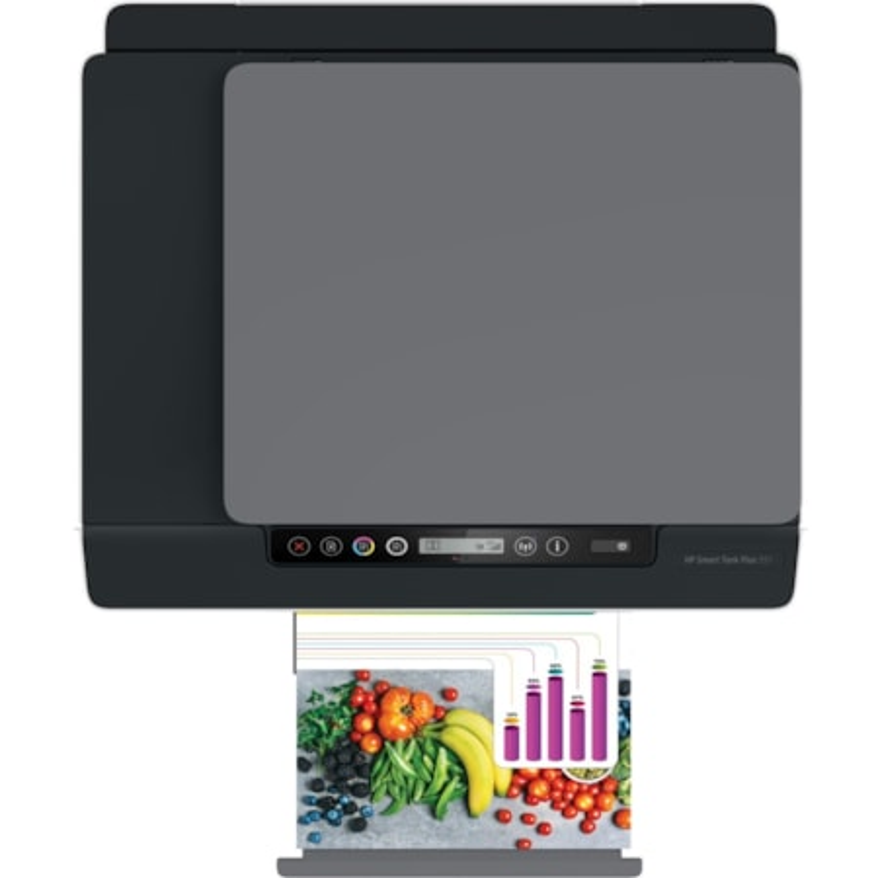 HP Smart Tank Plus 550 551 Inkjet Multifunction Printer - Colour