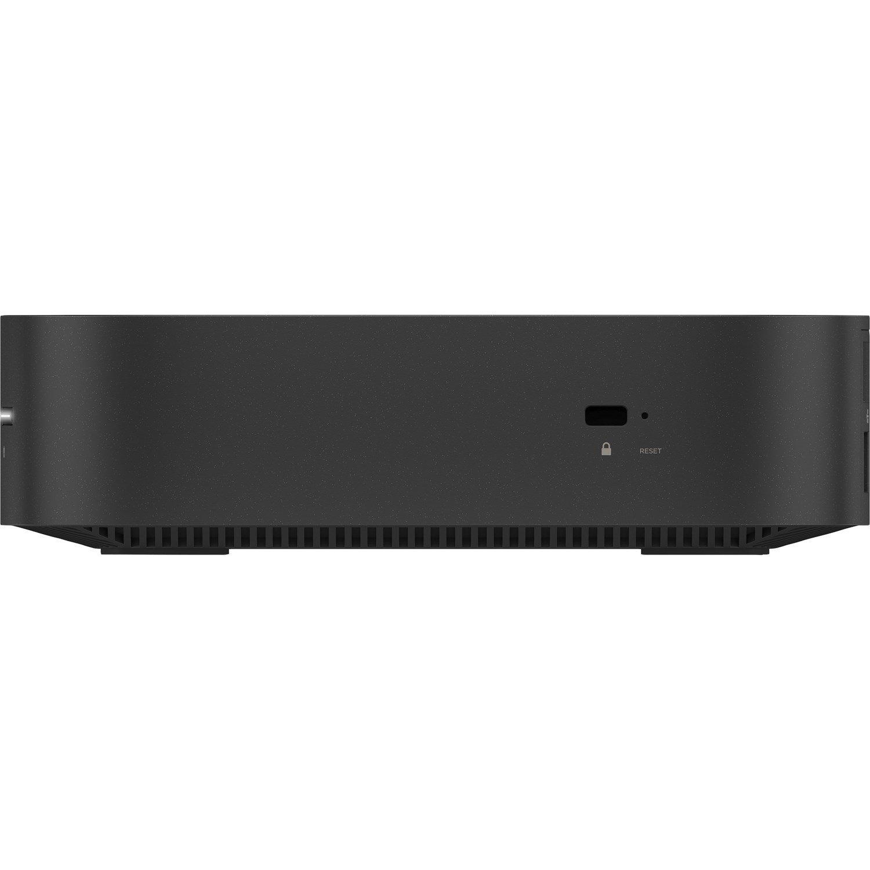 HP Chromebox G2 Chromebox - Core i5 i5-7300U - 8 GB RAM - 64 GB SSD - Mini PC - Sparkling Black