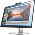 "HP E24d G4 60.5 cm (23.8"") Full HD WLED LCD Monitor - 16:9 - Black"