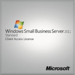 Microsoft Windows Small Business Server 2011 64-bit CAL Suite - Licence - 5 Device CAL - OEM