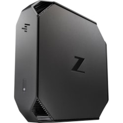 HP Z2 Mini G4 Workstation - 1 x Core i5 i5-8500 - 8 GB RAM - 256 GB SSD - Mini PC - Space Gray, Black Chrome Accent
