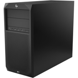 HP Z2 G4 Workstation - 1 x Core i7 i7-8700 - 16 GB RAM - 1 TB HDD - 256 GB SSD - Mini-tower - Black