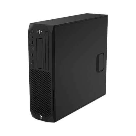 HP Z2 G4 Workstation - 1 x Core i7 i7-8700 - 16 GB RAM - 1 TB HDD - 256 GB SSD - Small Form Factor - Black