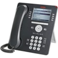 Avaya 9508 IP Phone - Wall Mountable, Desktop - Charcoal Grey