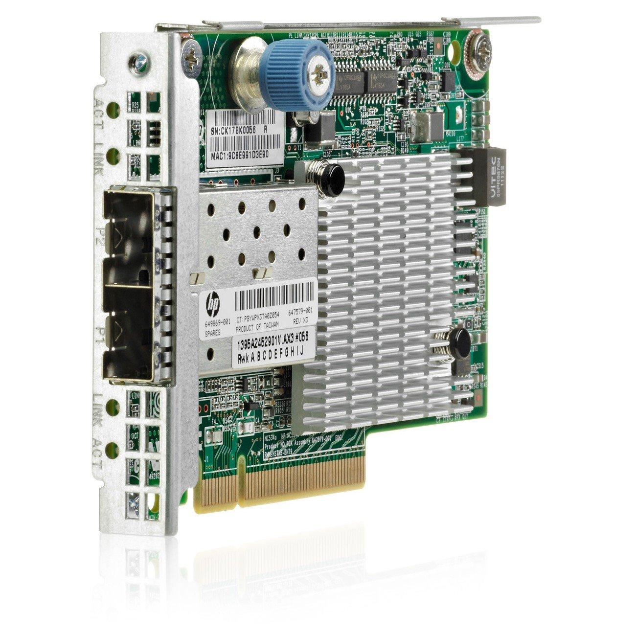 HPE FlexFabric 534FLR-SFP+ 10Gigabit Ethernet Card for PC