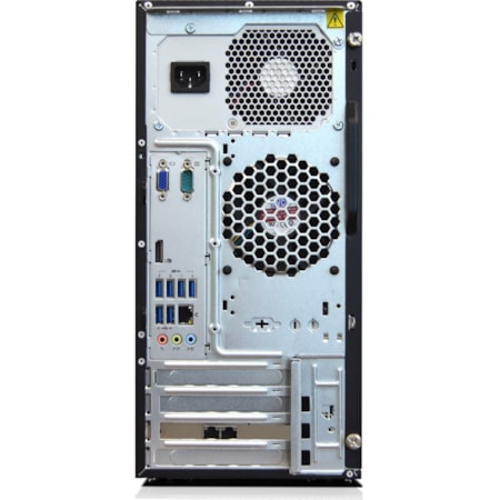 Lenovo ThinkServer TS150 70UB000UAZ 4U Tower Server - 1 x Intel Xeon E3-1245 v6 Quad-core (4 Core) 3.70 GHz - 8 GB Installed DDR4 SDRAM - Serial ATA/600 Controller - 0, 1, 5, 10 RAID Levels - 1 x 250 W