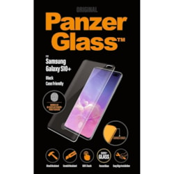 PanzerGlass Tempered Glass Screen Protector - Black, Clear