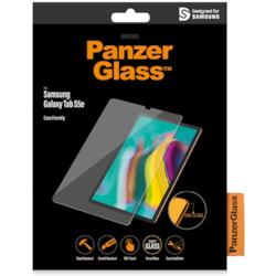 PanzerGlass Silicone, Glass Screen Protector - Crystal Clear