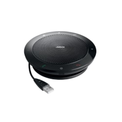 Jabra Speak 510+ MS Speaker System - Wireless Speaker(s) - Portable - Battery Rechargeable