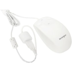 Kensington Mouse - Optical - Cable - White