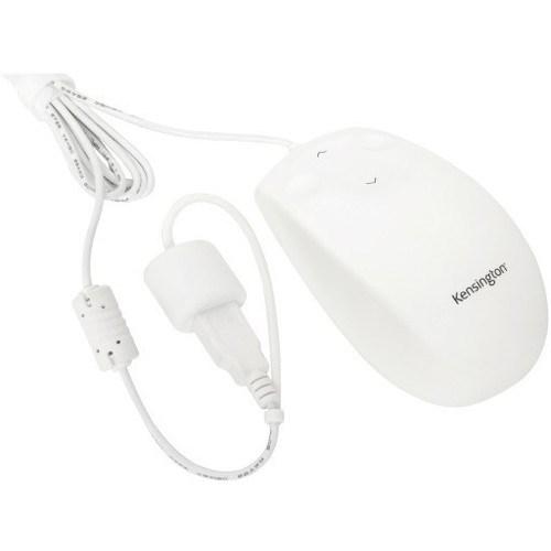 Kensington Mouse - USB - Optical - White
