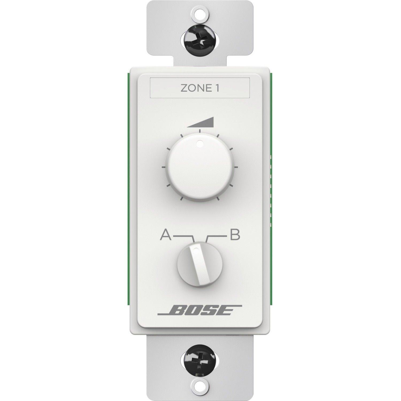 Bose CC2W White Volume A/B Source Controller