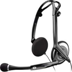 Plantronics .Audio 400 DSP Wired Stereo Headset - Over-the-head - Semi-open