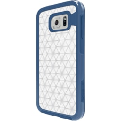 OtterBox MySymmetry Case for Smartphone - Blue Arches - Clear, Royal Crystal