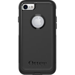 OtterBox Commuter Case for iPhone 6, iPhone 6S, iPhone 8, iPhone 7 - Black