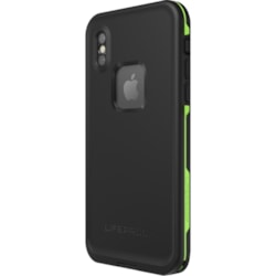 LifeProof FRÄ' Case for Apple iPhone X Smartphone - Night Lite
