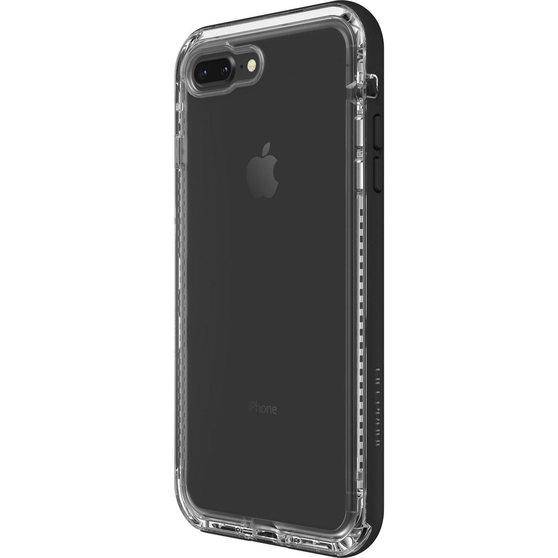 LifeProof NÃ‹XT Case for iPhone 7 Plus, iPhone 8 Plus - - Black Crystal