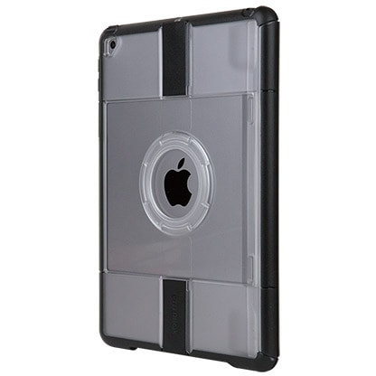 OtterBox uniVERSE Case for iPad (2018), iPad (2017) - Black, Clear