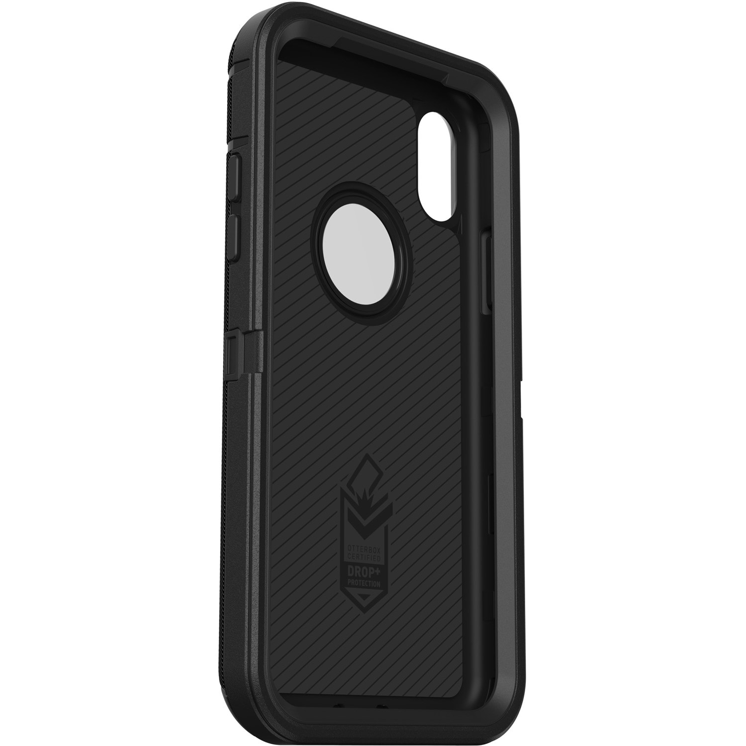 fefdae4bbee OtterBox Defender Carrying Case (Holster) for Apple iPhone Xs, iPhone X -  Black
