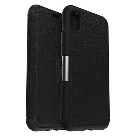OtterBox Strada Carrying Case (Portfolio) iPhone XR - Shadow